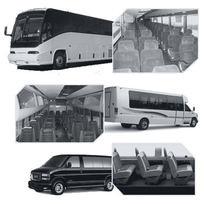 Phoenix Coach Bus rental