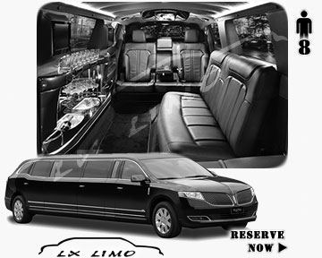 Stretch Wedding Limo for hire in Phoenix, ON, Canada